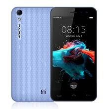 2016 Оригинал HOMTOM HT16 Android 6.0 Quad Core 5.0 дюймов Двойной Sim-карты 1 ГБ RAM 8 ГБ ROM Смартфон 8MP 3000 мАч Мобильный Сотовый телефоны