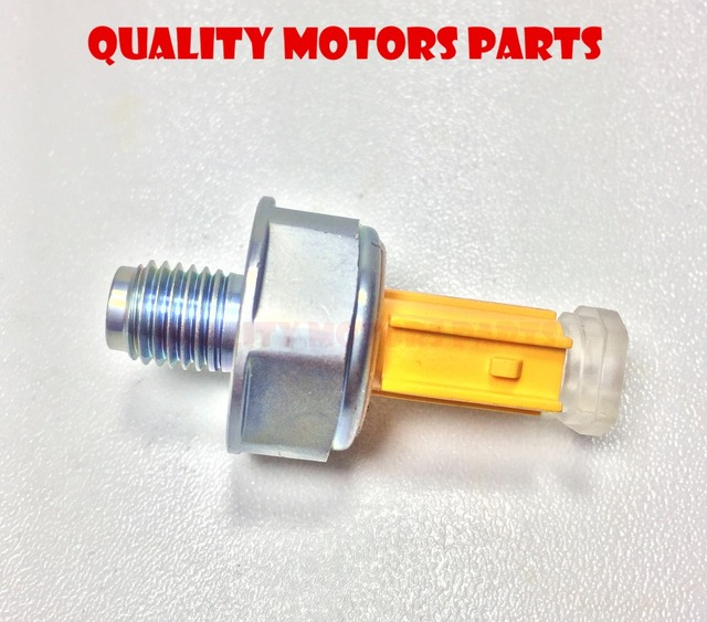 US $20 84 15% OFF|Transmission Pressure Switch NEW OEM for Honda Acura  trans oil pressure sensor yellow-in Pressure Sensor from Automobiles &