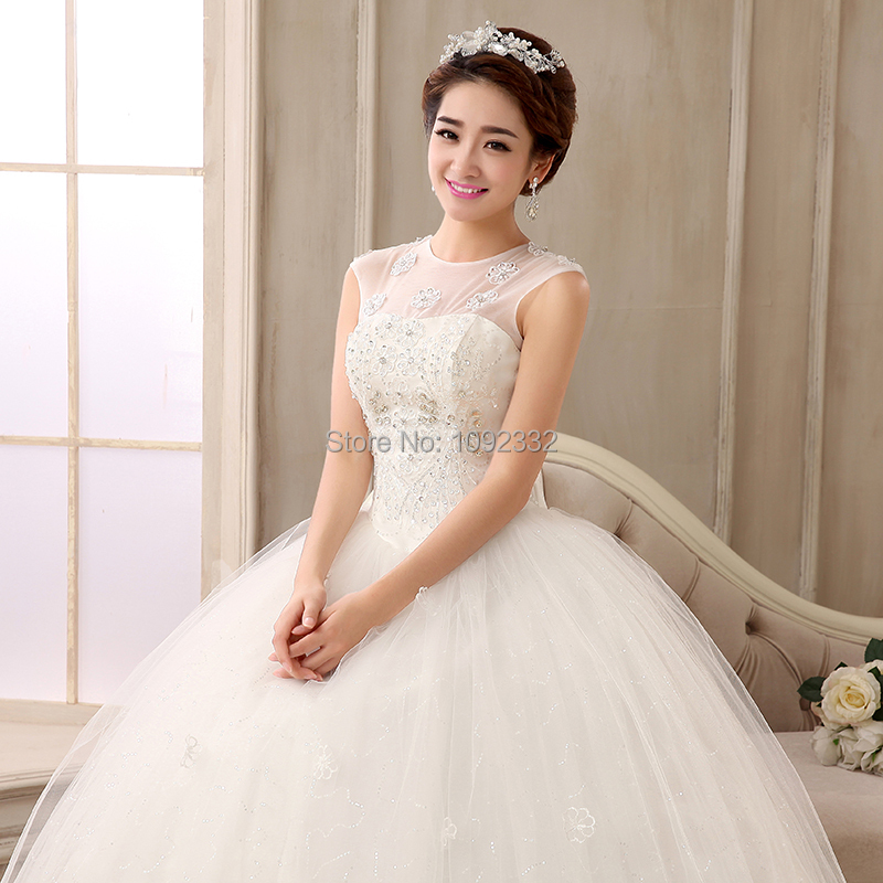 z 2016  women wedding dress Plus size  bridal gown new stock slim long ivory white backless lace bandage ball gown