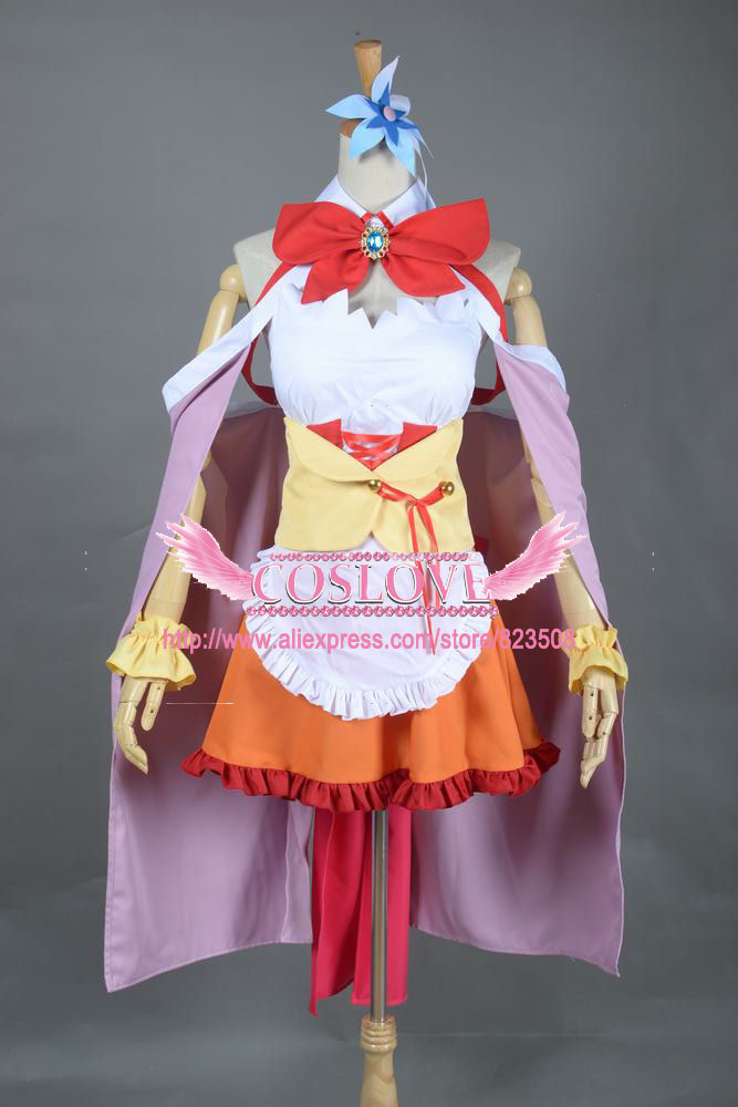 2017 No Game NO GAME NO LIFE Shiro Stephanie Dora Cosplay Costume Customized Costume