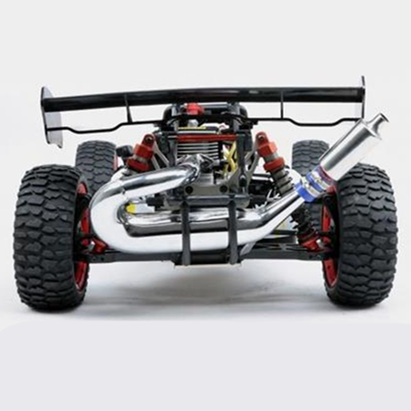 ФОТО baja metal muffler kit for hpi baja 5b ss kingmotor rovan