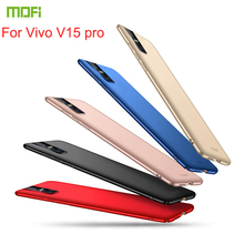 For vivo v15 pro Case MOFI Fitted Cases High Quality PC Hard Cover thin