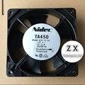 TA450 A30122-10 NIDEC 115 V 0.26A 12038 12 CM marco de metal del gabinete del ventilador