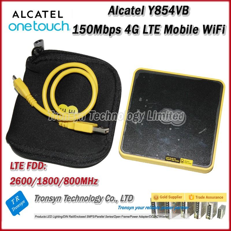 Alcatel Y854 4G LTE WiFi Hotspot-F