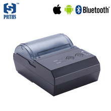 58mm portable thermal receipt printer mini bluetooth impresora pos billing printer with battery widely used for restaurant