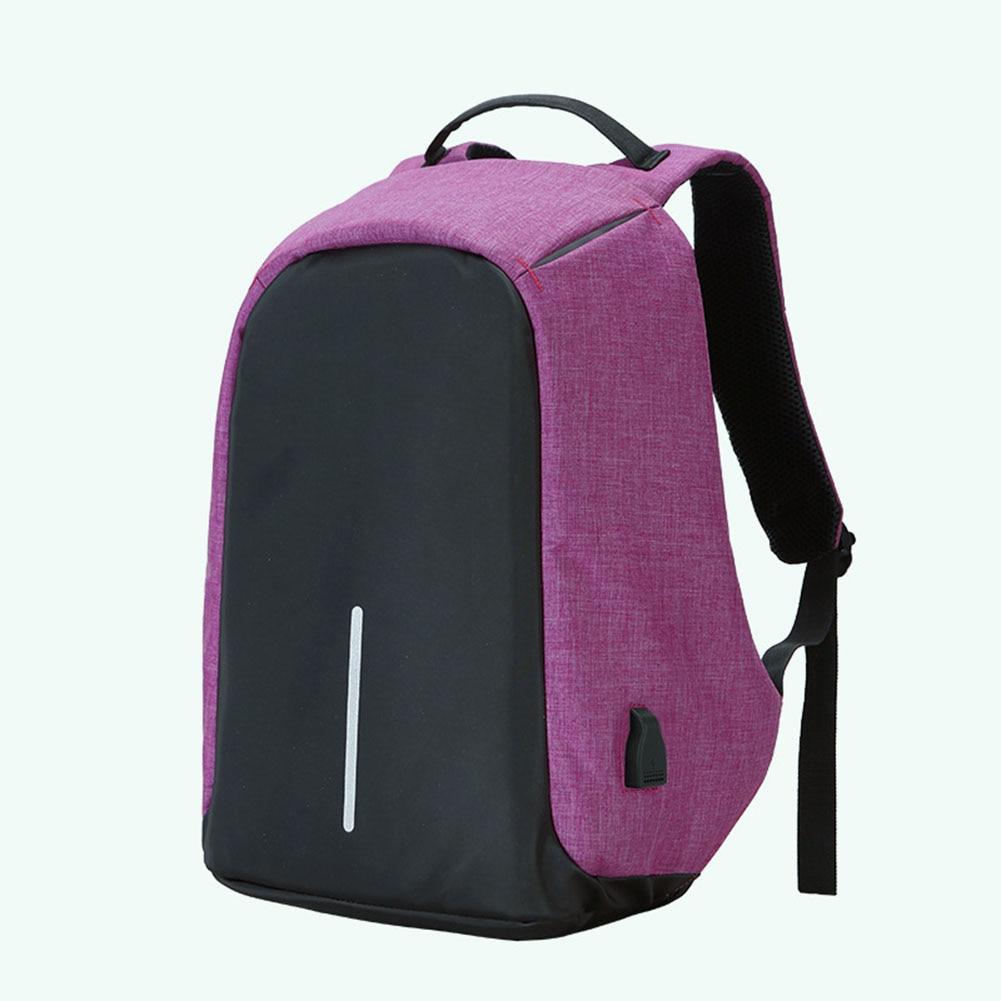 4e0b76c82d4 Kopen Goedkoop Fashion USB Charger Poort Reizen Unisex Laptop Bags anti  diefstal Notebook Rugzak Student TeenagerSchool Tas Populaire Prijs.
