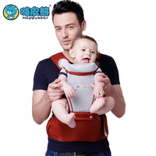 Baby carrier sling Baby Kangaroo Breathable Backpack Bag And O-Legs Prevention Newborn Ergonomic Baby Carrier Hip Seat HappyBear