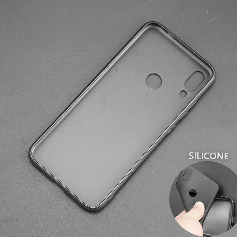 סיליקון Coque מקרה עבור Huawei P30 P20 P10 P9 Mate 20 10 לייט פרו נובה 3i 4e 3E P חכם 2019 2018 בתוספת אריאנה גרנדה שלי לב Su