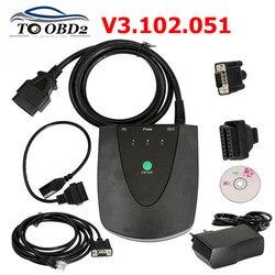 Высокое качество новейшее программное обеспечение V3.102.051 для Honda HDS HIM диагностический инструмент с двойной доской бесплатно с Z-tek RS232 многоя...