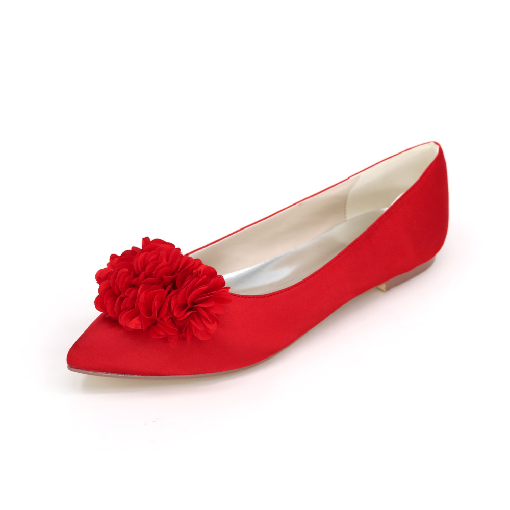 Popular Red Satin Dress Shoes-Buy Cheap Red Satin Dress Shoes lots ...