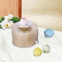 New 12V DIY Ceramic art production machine Mini Ceramic Throwing Machine Clay Making Pottery Machine