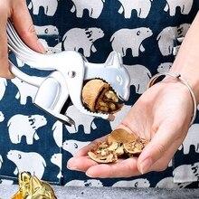 В форме белки щипцы для орехов кухонные инструменты многофункциональные гайки щипцы для колки орехов приспособление для раскалывания грецких орехов плоскогубцы металлический резак инструмент