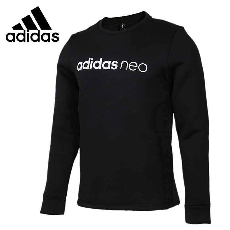 Original New Arrival 2018 Adidas NEO Label CS MAT SWT Mens Pullover Jerseys SportswearOriginal New Arrival 2018 Adidas NEO Label CS MAT SWT Mens Pullover Jerseys Sportswear