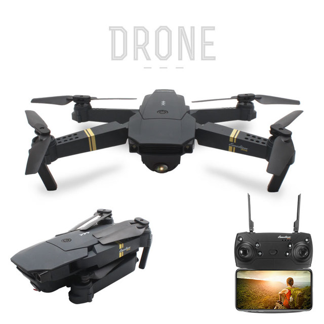ZWN FPV RC Mini Drone With 0.3MP/2MP HD Camera High Hold Mode...