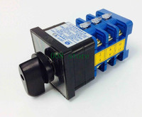 LW15 16 3 Universal Switch Combination Double Power Switch 3 Gear 2 Section Control Motor Electric