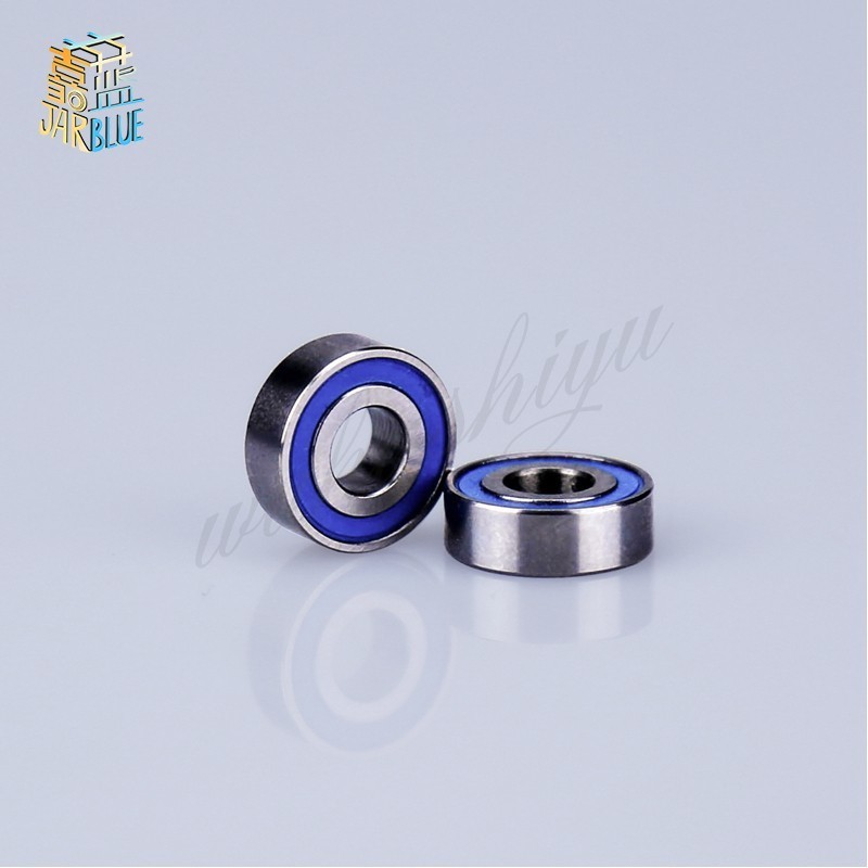 12x24x6 mm Metal Rubber Sealed Ball Bearings 12*24*6 BLUE 10 PCS 6901-2RS