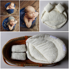2019 New Newborn Photography Props Baby Posing Pillow Newborn Basket Props Baby Photography Studio Infant Photoshoot Accessories