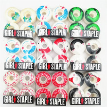 wheels GIRL BRAND Ruedas