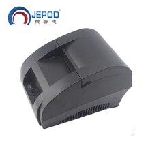 JP-5890K 58 мм Термопринтер для Супермаркет Тепловой Чековый Принтер для Системы ПОЗ Тепловой Биллинга Принтера для Кухни