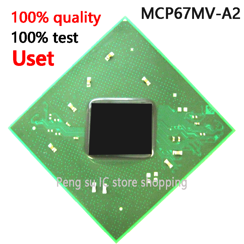 100% test very good product MCP67MV A2 BGA MCP67MV A2 bga chip reball with balls IC chips|System Accessories| |  - title=