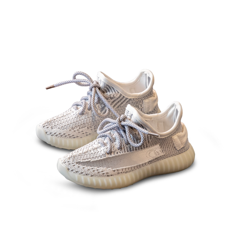 Kid Running Sneaker Summer Children Sport Shoes Tennis Infant Boy Basket Footwear Lightweight Breathable Girl Mesh Lace Up Shoes
