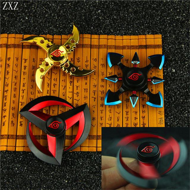 Shuriken Kunai Dart Naruto Fidget Spinner