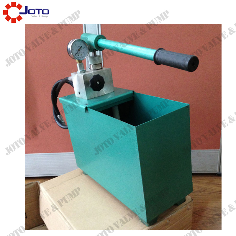 9.19SYL-4/80 pompe dessai hydraulique manuelle9.19SYL-4/80 pompe dessai hydraulique manuelle