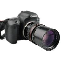 Lighdow 135mm F2.8 Telephoto Prime Lens for Canon EOS 1300D 6D 6DII 7DII 77D 760D 800D 60D 70D 80D 5DIV 5DIII Nikon DSLR Cameras