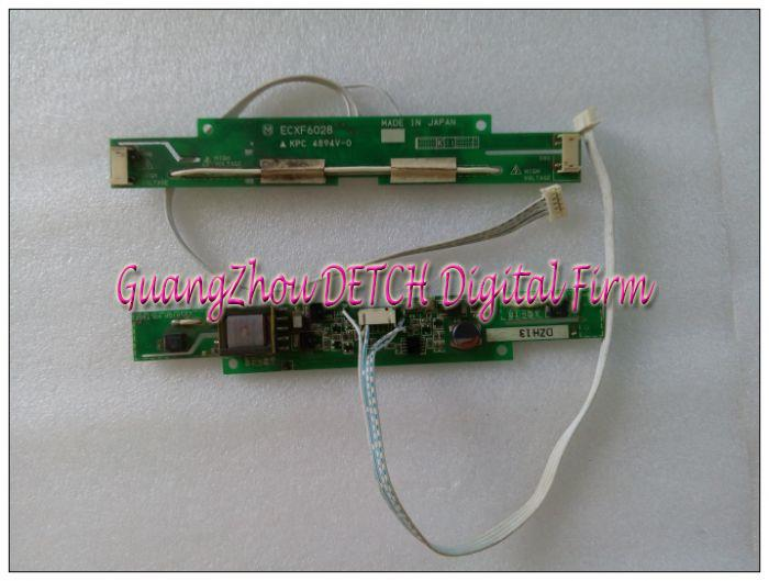 Industrial display LCD screenNew ECXF6028 ZAX-E loom high pressure high pressure plate lcd 46z66a46e66a high pressure plate runtka538wjn1runtka539wjn1