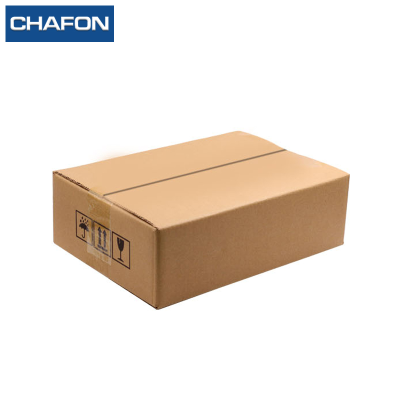 Image 5 - CHAFON uhf rfid reader integrated antenna built in read range up to 3~6m for parking and warehouse management-in Control Card Readers from Security & Protection