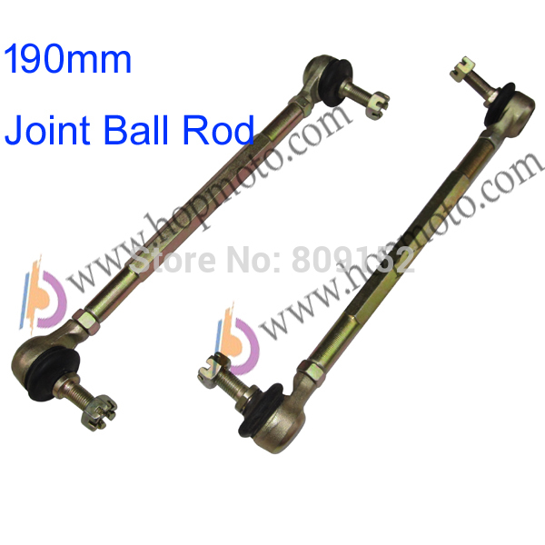 ATV Quad Spare Parts 190mm  Joint Ball Rod