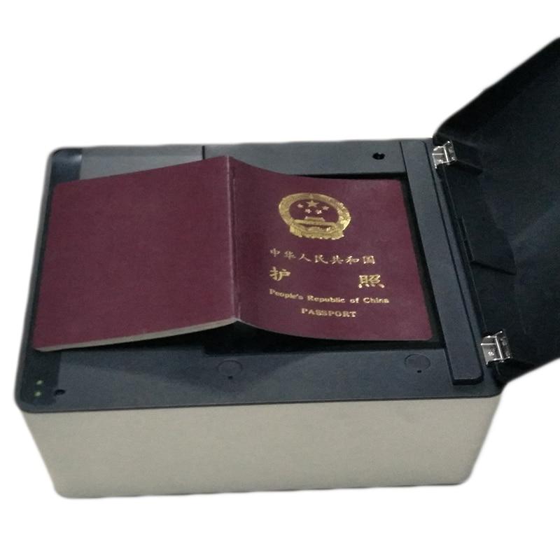 Lecteur de passeport Portable 24 bits Scanner de passeport certifié CE et FCC - 3