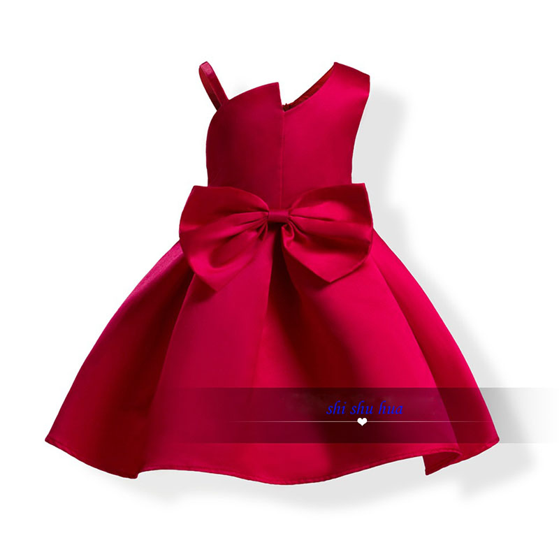 Children's clothing Dress Little girl's clothes  high-end clothing  Christmas Dress Girl's birthday party  3-10 year old baby