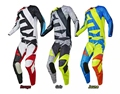 New 2017 NIRV 180 HC Motocross Gear Jersey & Pant Combo Men's Motocross MX ATV Dirt Bike Racing Sets
