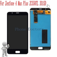 5 5 Inch Full LCD DIsplay Touch Screen Digitizer Assembly For Asus Zenfone 4 Max Plus