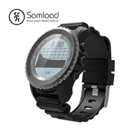 Samload GPS Professional Sports Smart Watch Water Temperature Track Record Barometer For Triathlon iPhone8 Samsung Xiaomi Huawei