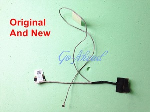 Novo Cabo LED LCD Para Asus ROG N550 N550JV N550JK N550L N550JL N550LF N550JA Q550 Q550L Q550LF G550 Tela Sensível Ao Toque EDP LVDS Flex