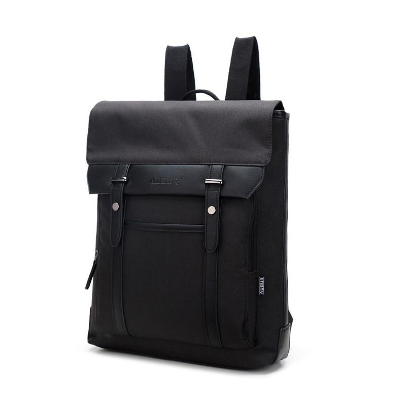 6faef1c58cc8 AUGUR 2018 Vintage Men Women Canvas Backpacks School Bags for Teenagers  School Boys Girls Large Capacity. sku  32812564628