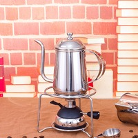 Gas Stove Electric Furnace Liquefied Gas Make Coffee Outdoor Portable Inflatable Mini Hot Pot Cooking Tea alloy Adjustabl