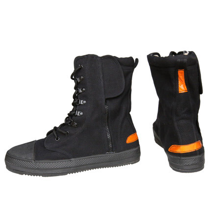 Firefighter rescue boots protective boots anti puncture fire boots|Safety Shoe Boots| |  - title=