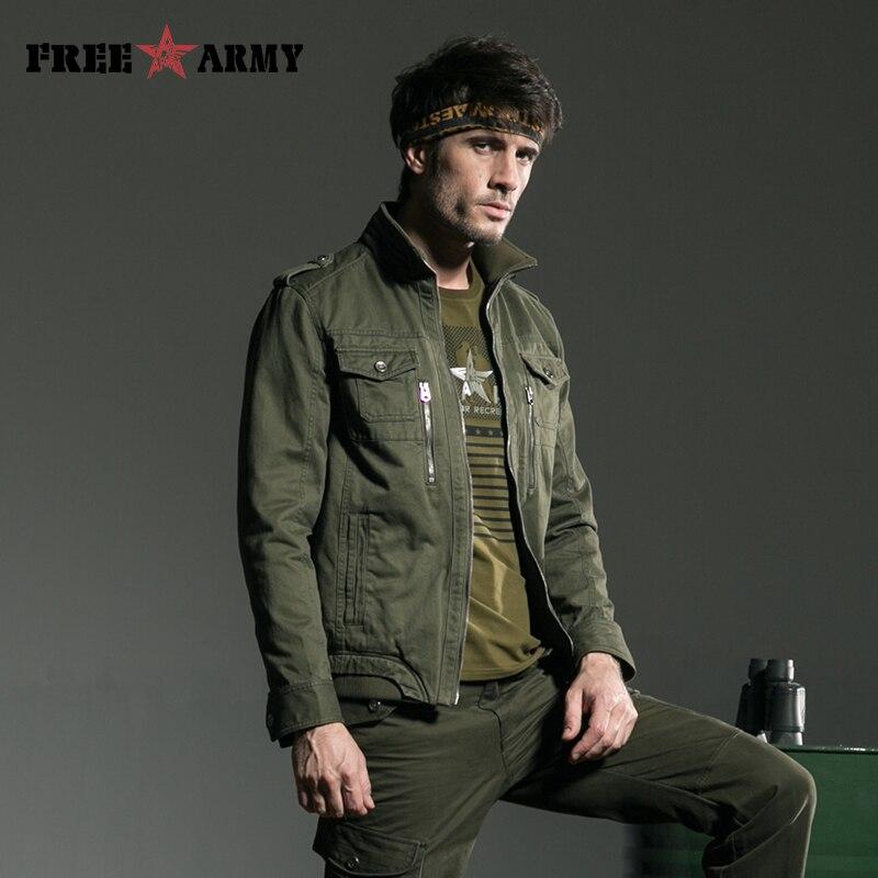 Aliexpress.com : Buy Army Coat Military Jacket Men European Style ...