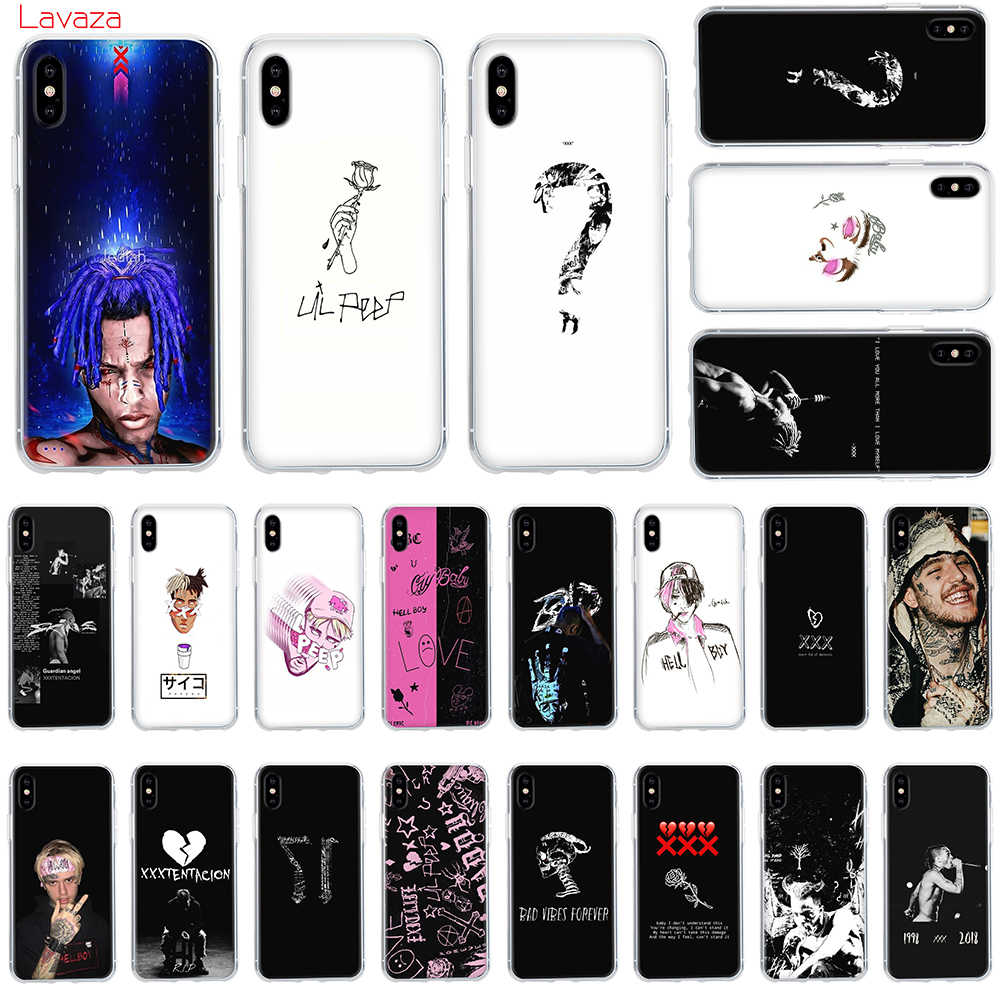Lavaza XXXTENTACION Розовый peep Lil peep чехол для Apple iPhone 6 6s 7 8 Plus X 5 5S SE чехол для iPhone XS Max XR чехлы