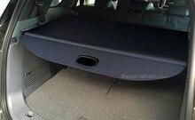 ¡ Nuevo!! para 2015 2016 Ford EVEREST 4DR SUV Cubierta de Carga Trasera De Aluminio + de la Lona Negro Sombra Tronco Cubierta de Seguridad