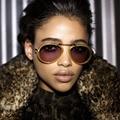 AFOFOO Fashion Sunglasses Women Glasses Luxury Brand Designer Ladies Mirror Sun glasses Vintage UV400 Female Shades Eyewear
