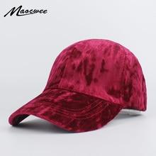 Fashion Suede Snapback Baseball Cap New Truck Driver Hat