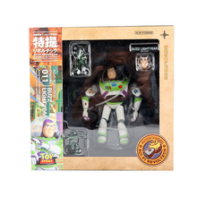 Anime Toy Story Buzz Lightyear Star Command PVC Action Figure Collectible Model For Kids Boys In Boxed