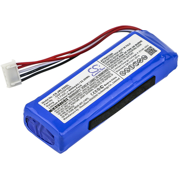 10pcs/lot Cameron Sino 6000mAh Battery GSP1029102A for JBL Charge 3 2016,JBL Charge 3 2016 Version