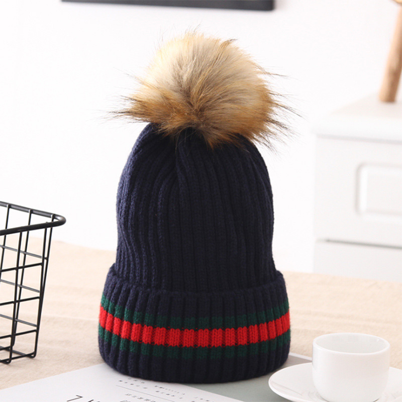 XINCAI High sales ! 2017 New style Fashion/Casual autumn/winter knitting wool Venonat women woolen hats/beanie hat/Warm lady hat 2017 new wool grey beanie hat for women warm simple style bad hair day knitting winter wooly hats online ds20170123 x24