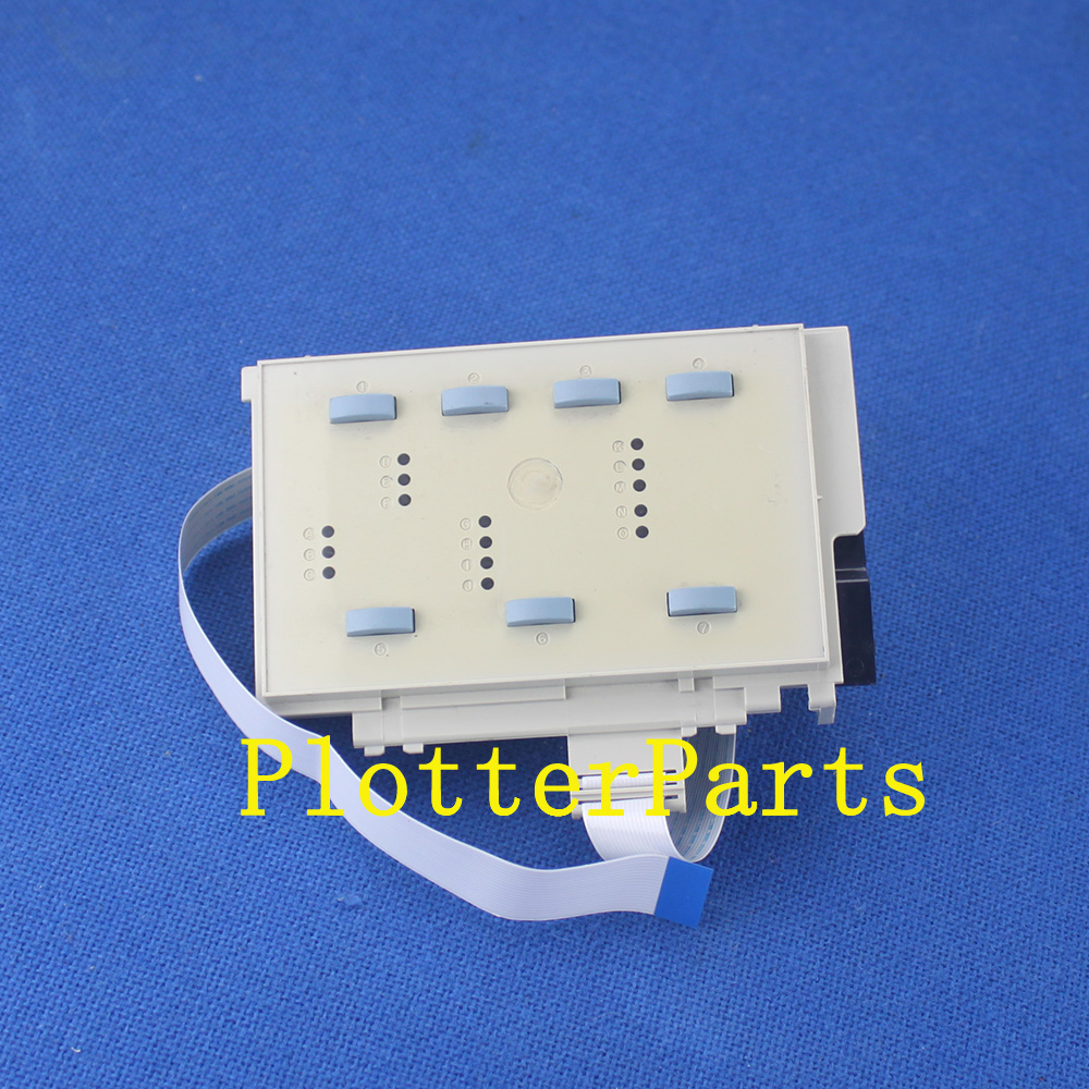 C4713-60091 Front panel assembly for HP Designjet 430 450C 455CA 488CA plotter parts c3174 40011 hp designjet 330 430c 450ca 455ca 488ca spindle end cap 2 inch compatible new