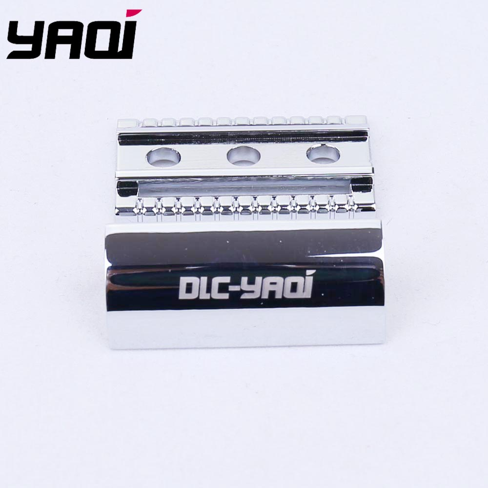 Yaqi Chrome Color Safety Razor Head For Shaving Razor